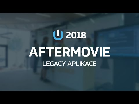 Update Days: Legacy aplikace (Praha, 2018)
