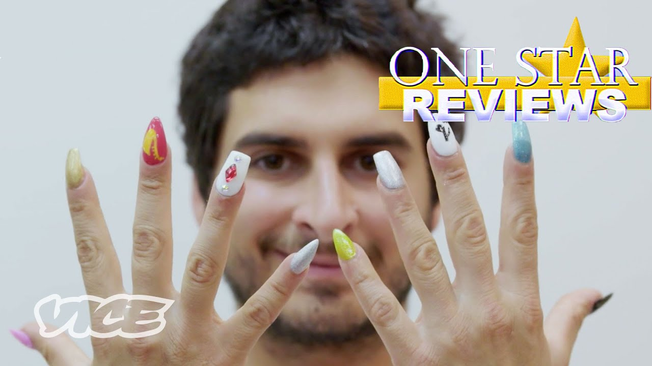 Going to the Worst Rated Nail Salon | One Star Reviews