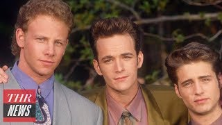 Baixar Hollywood Stars Took to Social Media to Pay Tribute to Luke Perry | THR News