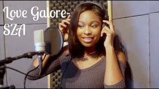 Love Galore-SZA (Coco Covers)