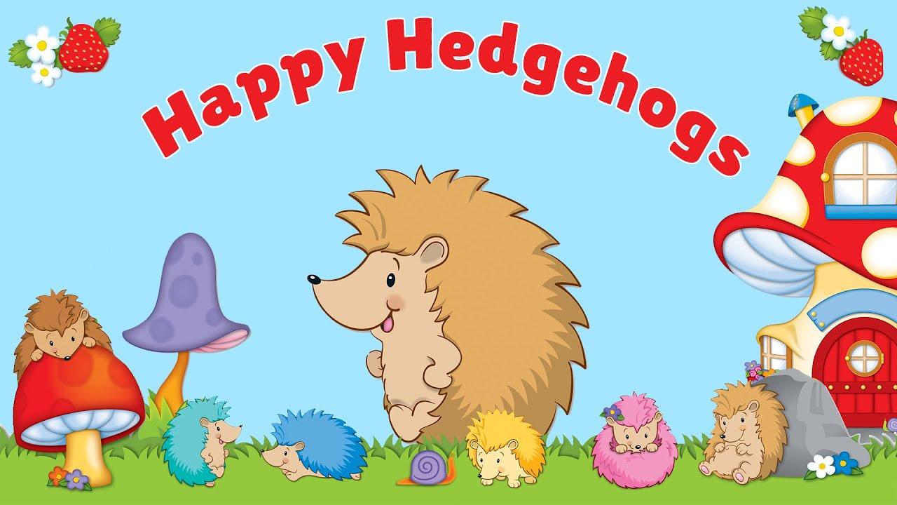 Hedgehog Classroom Decor ~ Happy hedgehogs classroom decorative theme youtube