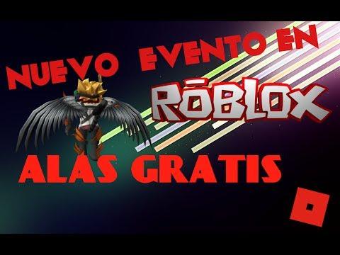 NUEVO EVENTO EN ROBLOX ALAS GRATIS-EL EVENTO