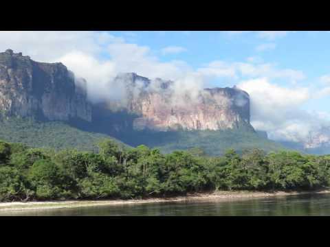 Auyantepuy and the Carrao River; Canaima National Park, Venezuela