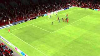 Liverpool 4 - 3 Walsall 2010-11(FA Cup 3rd Rnd) - Match Highlights