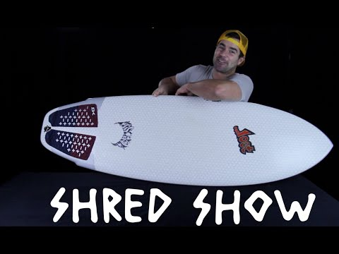Shred Show - Lib Tech Puddle Jumper by ..Lost