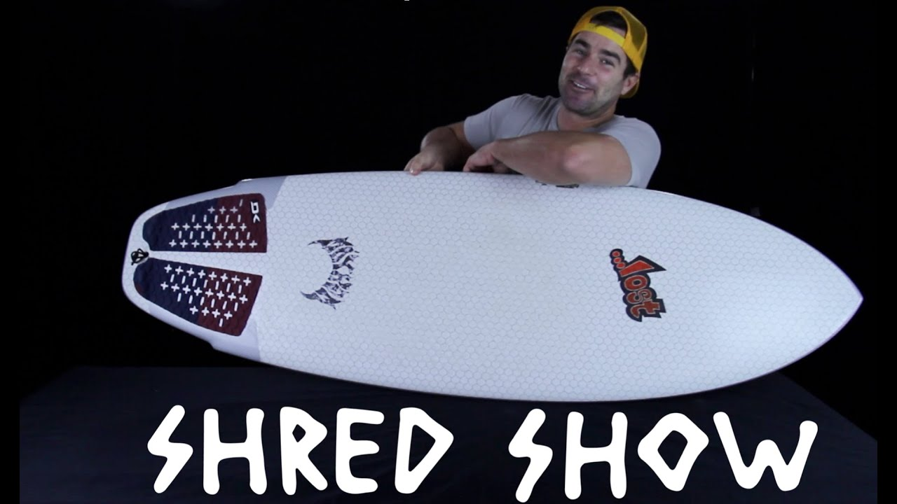 shred show - lib tech puddle jumper..lost - youtube