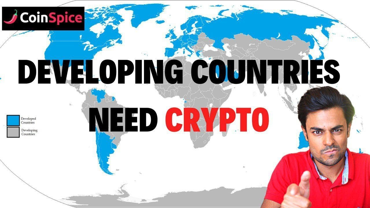 cryptocurrency third world