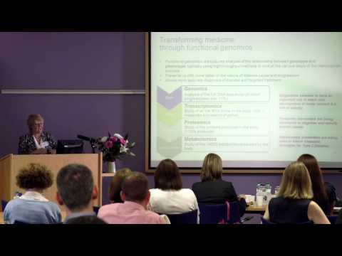 NWC GMC Launch - Prof. Sue Hill Presentation - 27th July 2015