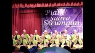 Gambar cover PIALA SUARA SERUMPUN 2013 (ALUMNI)- KETURUNAN SENI DAYUNG-CHAMPION
