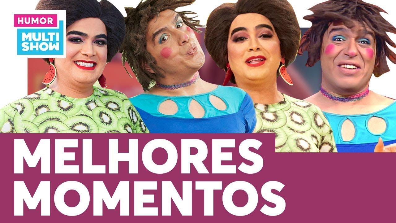 BABY E ROSE dão as NOTÍCIAS DO DIA   Baby & Rose   Humor Multishow