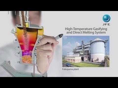 JFE Waste Gasification (not incineration) English