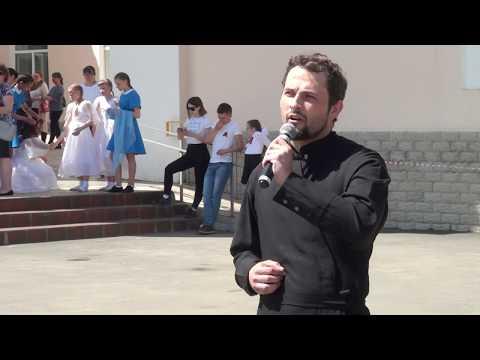 """отец Максим Малюта """"Журавли"""" (9 мая 2019 г.) город Медногорск"""