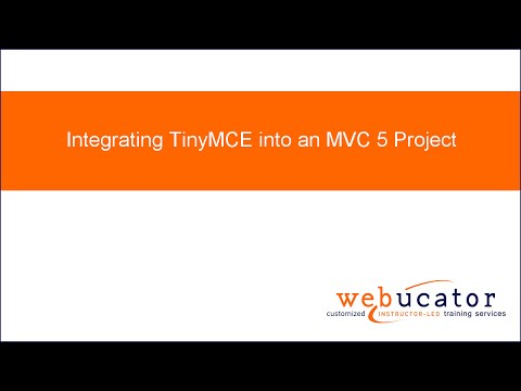 TinyMCE And Uploadify Integration ASP NET MVC C# by Mahammad Haneef