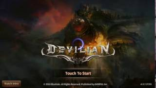 [REVIEW GAME] MMORPG Devilian