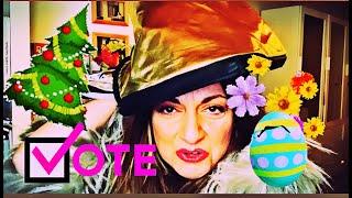Video 147. Είσαι Χριστούγεννα ή Πάσχα;;;!!!| Sofia Moutidou