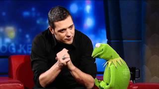 Kermit the Frog, interview