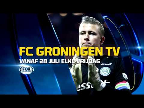 Vanaf vrijdag 28 juli: FC Groningen TV weer wekelijks op Fox Sports
