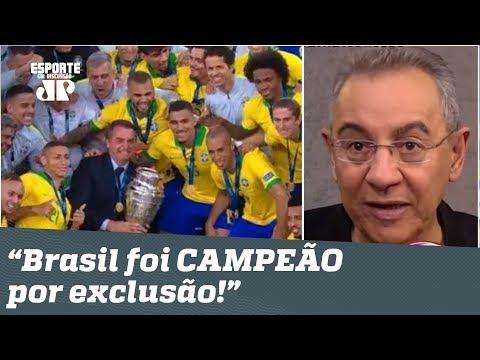 Brasil 3 x