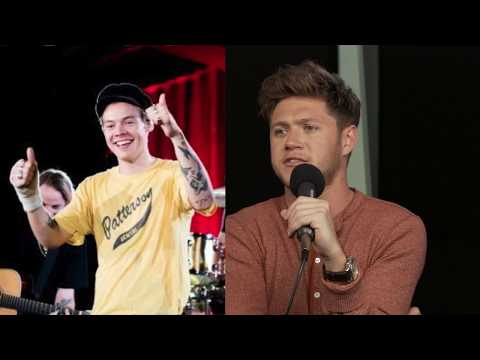 Niall Horan is worried about Harry Styles