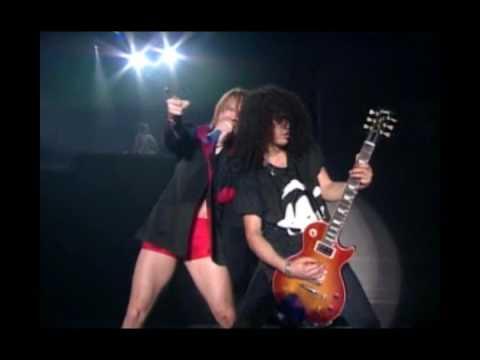 Guns n' Roses – Tavaszi szél vizet áraszt BUDAPEST 1992