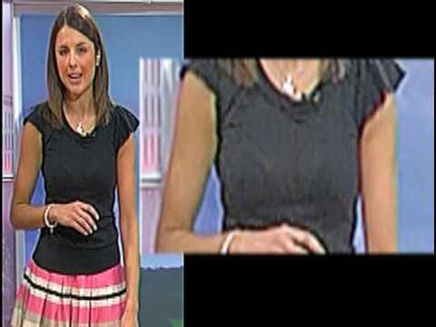 Jo blythe sexiest weathergirl yorkshire tv vcd jeffz mpg