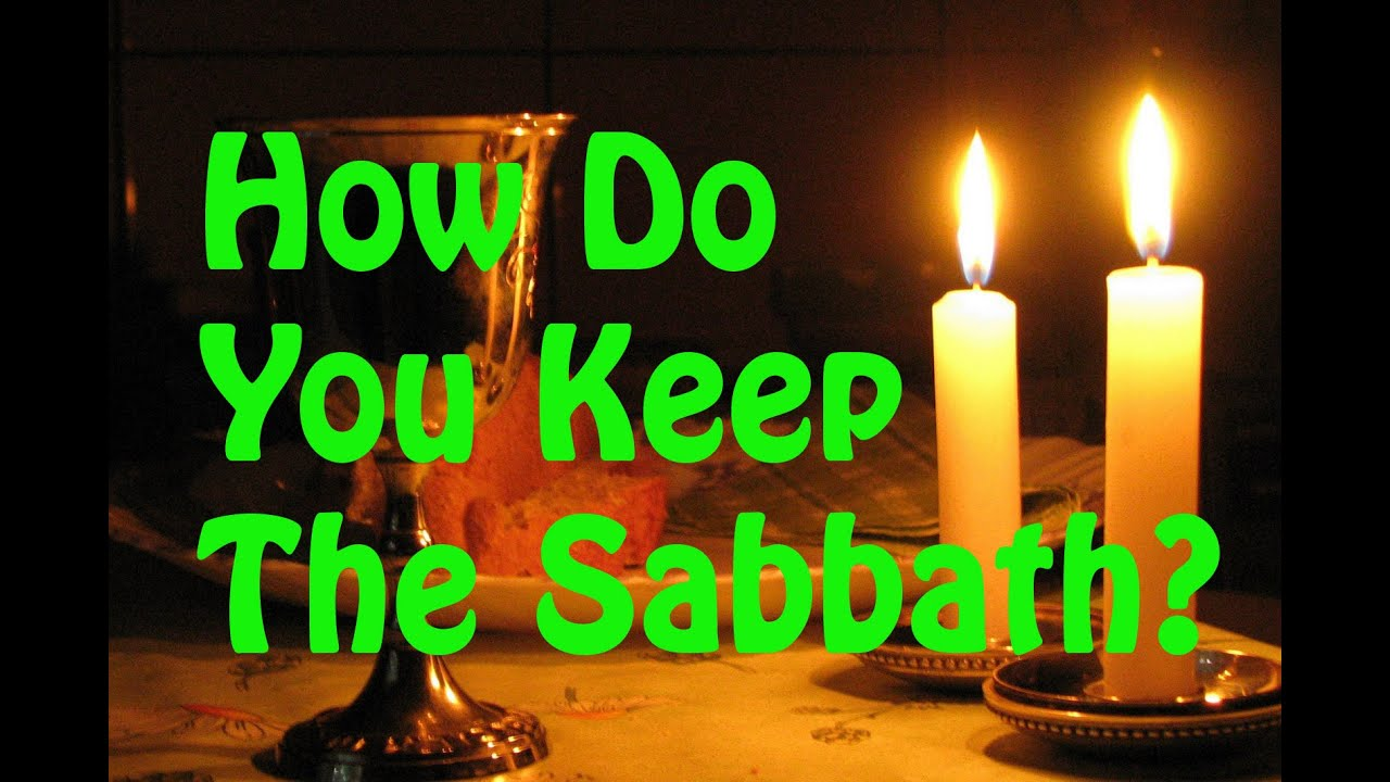 Image result for what you do in Sabbath? pictures