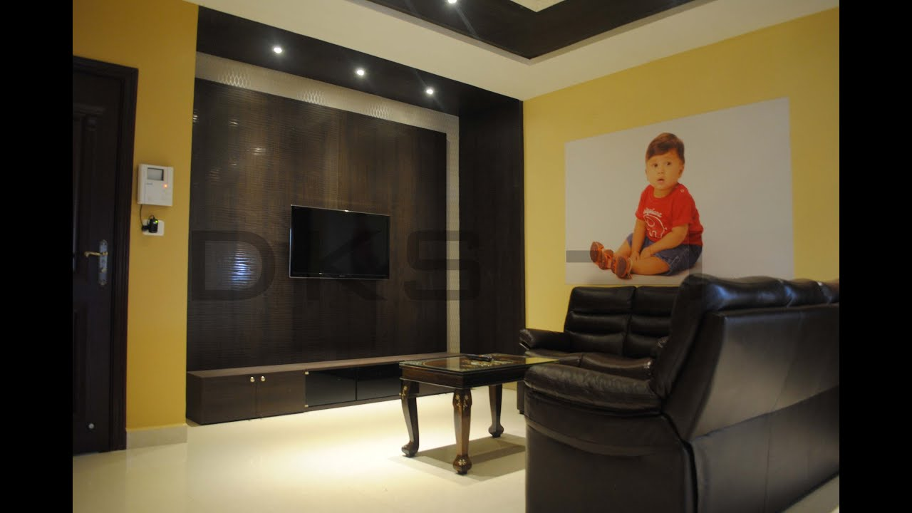 Residential interior design for mr keerthivarman for Apartment interior designs india