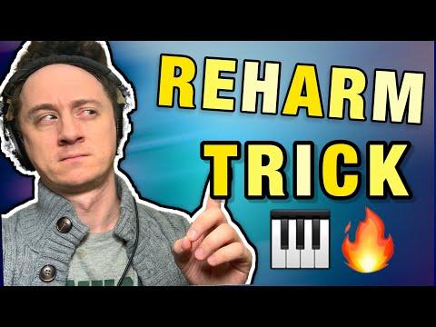 Reharmonization Tips (Jazz Harmony)