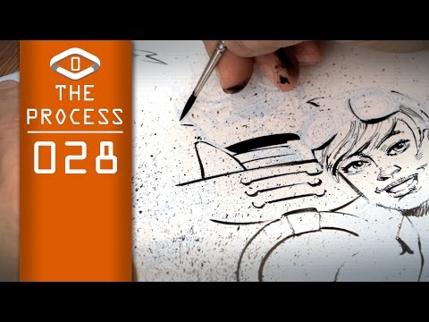 THE PROCESS: Ink Style #06 Mixed Martial Artist