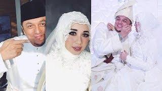 Foto-foto Momen Bahagia Pernikahan Laudya Cynthia Bella dan Engku Emran Bikin Netizen Terharu