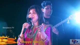 Gambar cover Alka Yagnik singing Kuch Kuch Hota He song at DFWICS Diwali Mela 2015 at Dallas