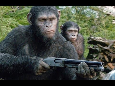 Планета обезьян: Революция - Финальный трейлер