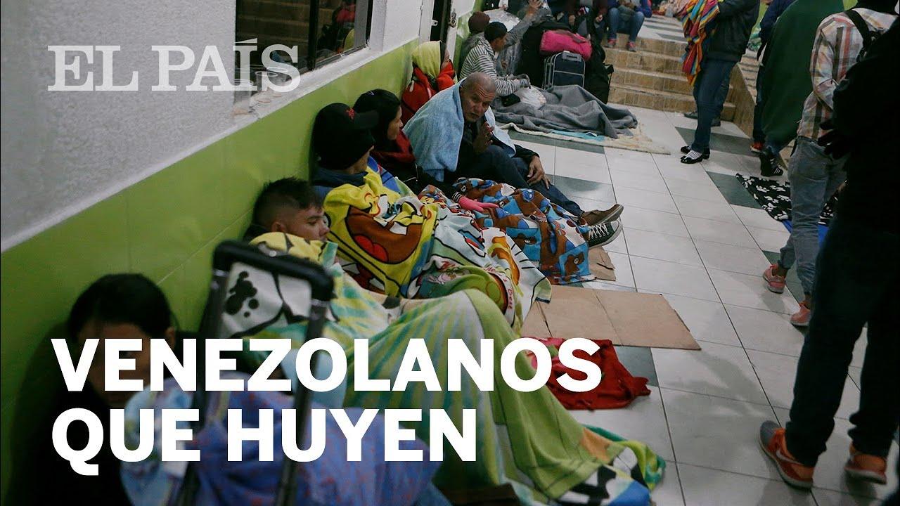 Download EL ÉXODO VENEZOLANO | América