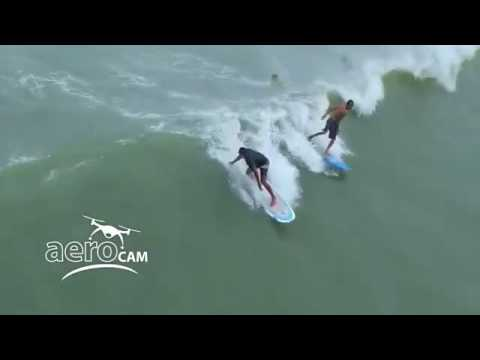 Surfing En Casco Viejo, Panama City