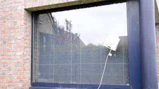 Robot nettoyeur de vitre Winbot d'Ecovacs