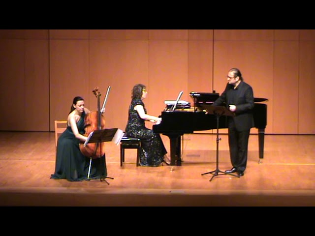 Borodin / Three Songs / Kevork Tavityan