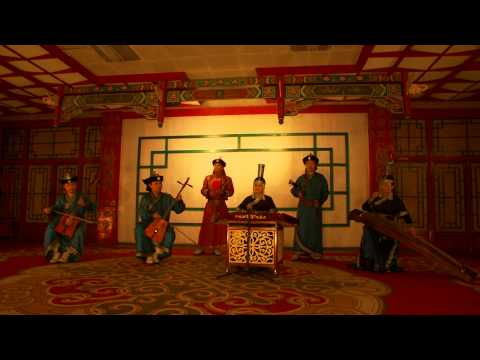 Mongolian Traditional Music and Dancing in Full HD