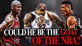 Kevin durant thinks he is the next goat of the nba!?