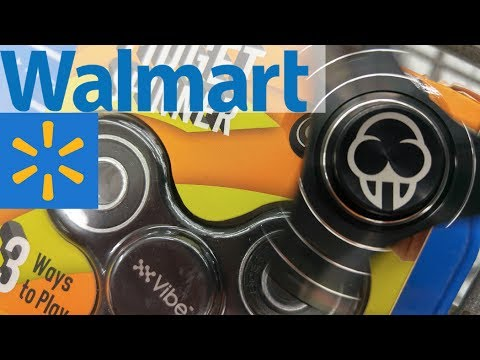 Walmart Fid Spinner Review Vibe Fid Spinners