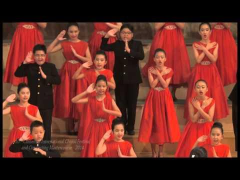The Heavenly Aeroplane, John Rutter - The Resonanz Children Choir