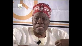 No power can hold our youths if they want to break away – Prof Akintoye, Afenifere leader