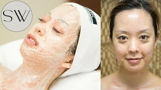PULSATING FACIAL TREATMENT | DMK'S ENZYME TREATMENT