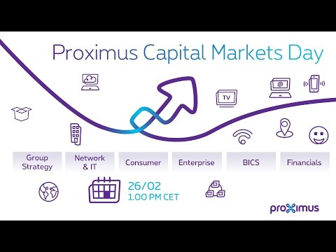 Proximus - Capital Markets Day 2016