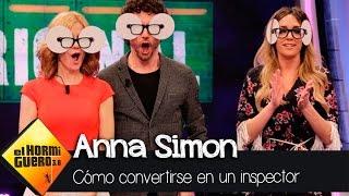 Cómo convertirse en un inspector según Anna Simón - El Hormiguero 3.0