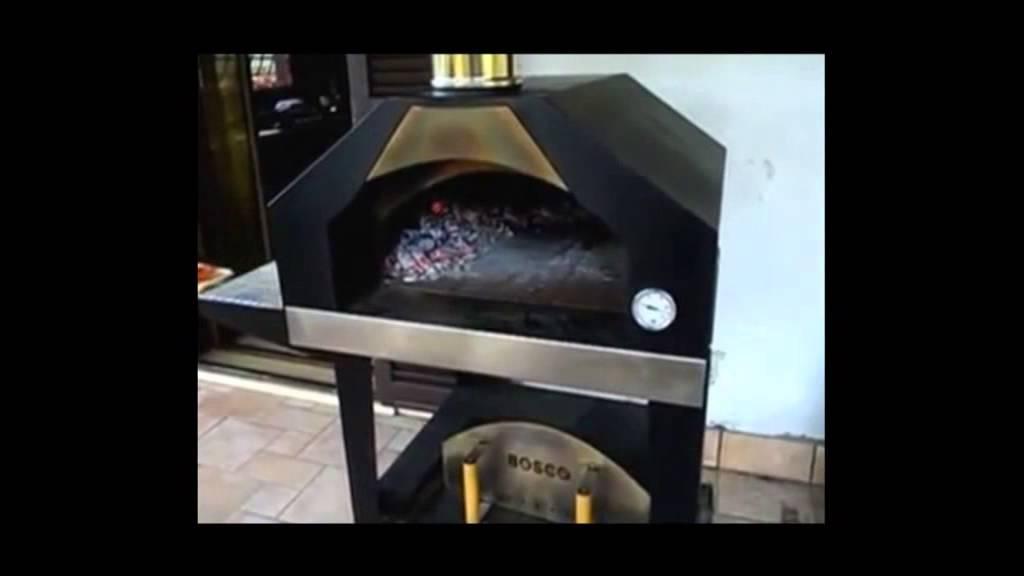 Forno a legna da giardino for Forno a legna per pizza fai da te