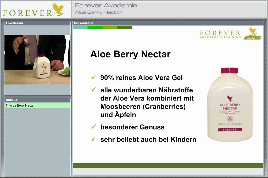 Forever Living Products -34 - Aloe Berry Nectar (My Beauty ...