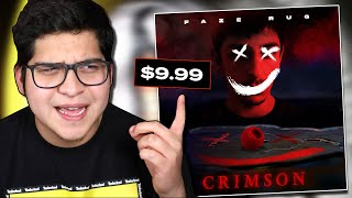 I Paid For Faze Rug's New Horror Movie...And This Is My Problem (Crimson Review)