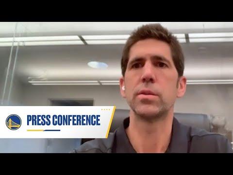 Warriors Talk: Bob Myers Discusses 2021 NBA Trade Deadline