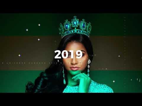 Kyrsha Attaf - Miss Universe Curaçao 2019