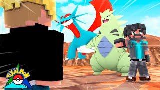 OMG!!! 1HP LEFT!!!!!!!!!! [#35]   Minecraft: Pokémon Trinity [Pixelmon]